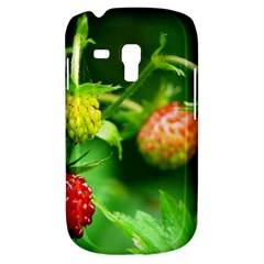 Strawberry  Samsung Galaxy S3 Mini I8190 Hardshell Case