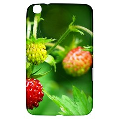 Strawberry  Samsung Galaxy Tab 3 (8 ) T3100 Hardshell Case