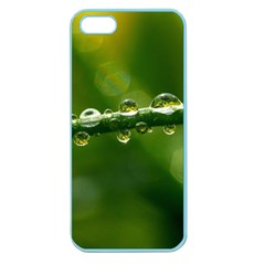 Waterdrops Apple Seamless Iphone 5 Case (color)