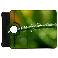 Waterdrops Kindle Fire HD 7  Flip 360 Case