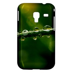 Waterdrops Samsung Galaxy Ace Plus S7500 Case