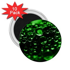 Waterdrops 2.25  Button Magnet (10 pack)