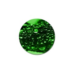 Waterdrops Golf Ball Marker 4 Pack