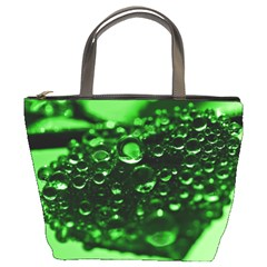 Waterdrops Bucket Bag