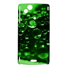 Waterdrops Sony Xperia Arc Hardshell Case
