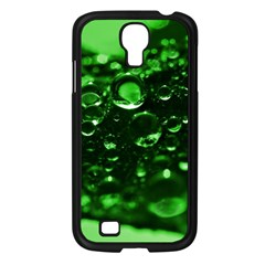 Waterdrops Samsung Galaxy S4 I9500/ I9505 Case (Black)