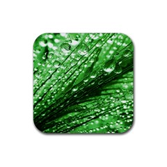 Waterdrops Drink Coasters 4 Pack (Square)