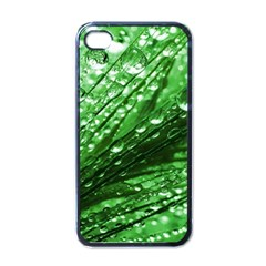 Waterdrops Apple Iphone 4 Case (black)