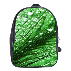 Waterdrops School Bag (XL)