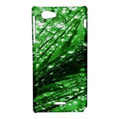 Waterdrops Sony Xperia J Hardshell Case