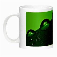 Waterdrops Glow in the Dark Mug