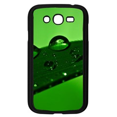 Waterdrops Samsung Galaxy Grand DUOS I9082 Case (Black)