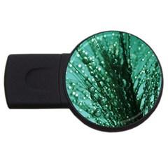 Waterdrops 2GB USB Flash Drive (Round)
