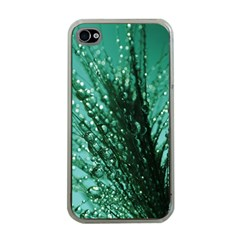 Waterdrops Apple Iphone 4 Case (clear)