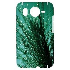 Waterdrops HTC Desire HD Hardshell Case