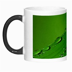 Waterdrops Morph Mug