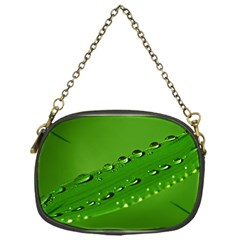 Waterdrops Chain Purse (One Side)