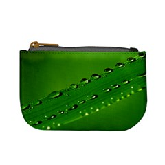 Waterdrops Coin Change Purse