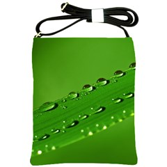 Waterdrops Shoulder Sling Bag