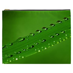 Waterdrops Cosmetic Bag (XXXL)
