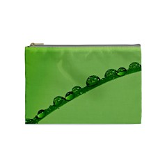 Waterdrops Cosmetic Bag (Medium)