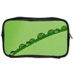 Waterdrops Travel Toiletry Bag (Two Sides)