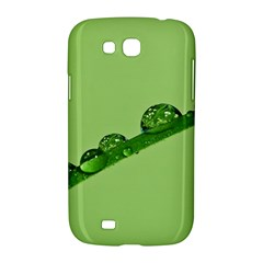 Waterdrops Samsung Galaxy Grand GT-I9128 Hardshell Case