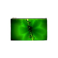 Waterdrops Cosmetic Bag (Small)