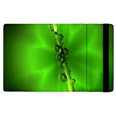 Waterdrops Apple iPad 2 Flip Case