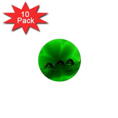 Drops 1  Mini Button Magnet (10 pack)