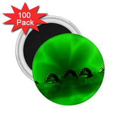 Drops 2.25  Button Magnet (100 pack)