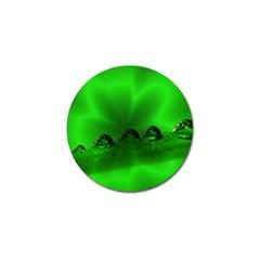 Drops Golf Ball Marker 4 Pack