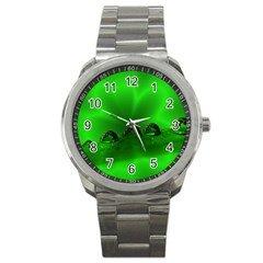 Drops Sport Metal Watch