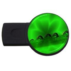 Drops 4GB USB Flash Drive (Round)