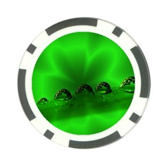 Drops Poker Chip
