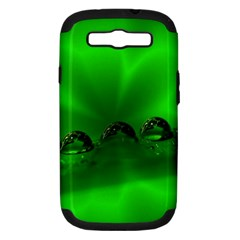 Drops Samsung Galaxy S III Hardshell Case (PC+Silicone)