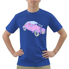 if classic car wanna be colorful Mens' T-shirt (Colored)
