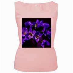 Cuckoo Flower Womens  Tank Top (pink)
