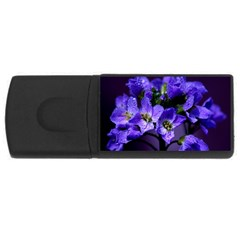 Cuckoo Flower 1GB USB Flash Drive (Rectangle)