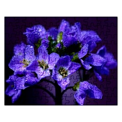 Cuckoo Flower Jigsaw Puzzle (rectangle)