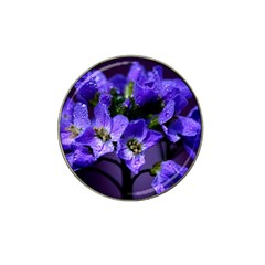 Cuckoo Flower Golf Ball Marker 4 Pack (for Hat Clip)