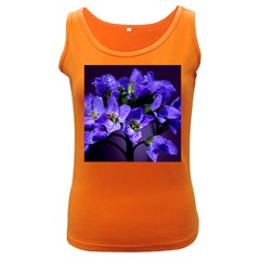 Cuckoo Flower Womens  Tank Top (Dark Colored)