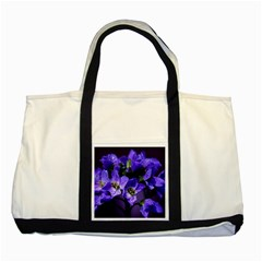 Cuckoo Flower Two Toned Tote Bag