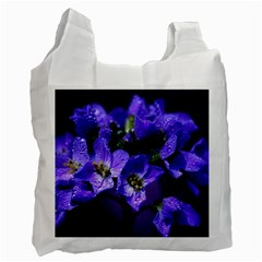Cuckoo Flower Recycle Bag (two Sides)