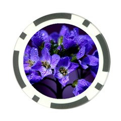 Cuckoo Flower Poker Chip (10 Pack)