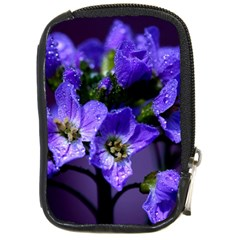 Cuckoo Flower Compact Camera Leather Case
