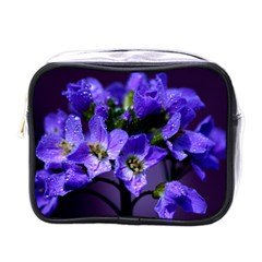 Cuckoo Flower Mini Travel Toiletry Bag (One Side)