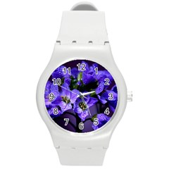 Cuckoo Flower Plastic Sport Watch (medium)