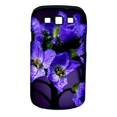 Cuckoo Flower Samsung Galaxy S III Classic Hardshell Case (PC+Silicone)