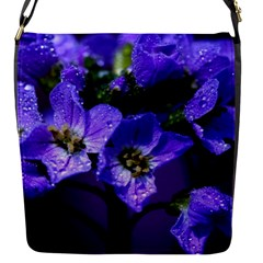 Cuckoo Flower Flap closure messenger bag (Small)
